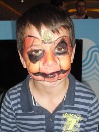 Pintacaras - Halloween - Rio Shopping - lápiz creativo