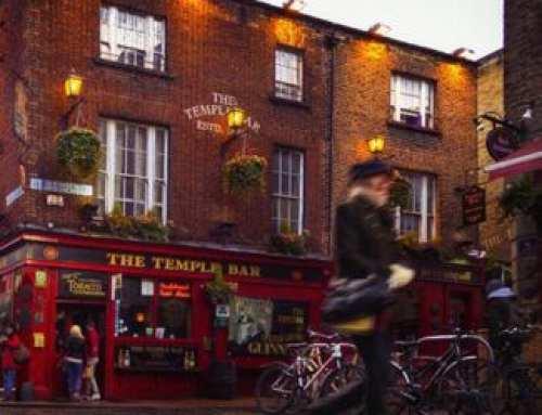 El pub más conocido de Dublín