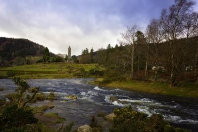Fotografía de paisajes - Wicklow - lápiz creativo
