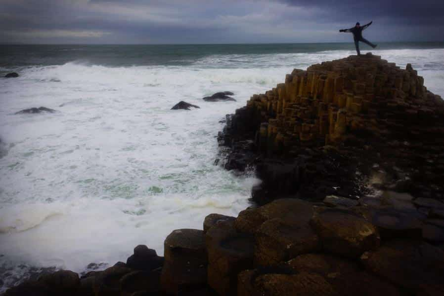 La Calzada del Gigante - irlanda - fotografía - lapizcreativo