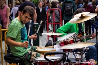 live music - lápiz creativo