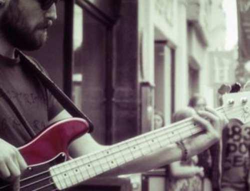 Reportaje fotográfico de la banda musical: The Fitzafrenic