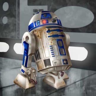 Ilustración de R2D2 - Star Wars - lápiz creativo