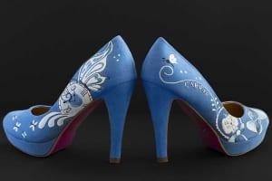 Zapatos personalizados - zapatos de salón personalizados - Tacones