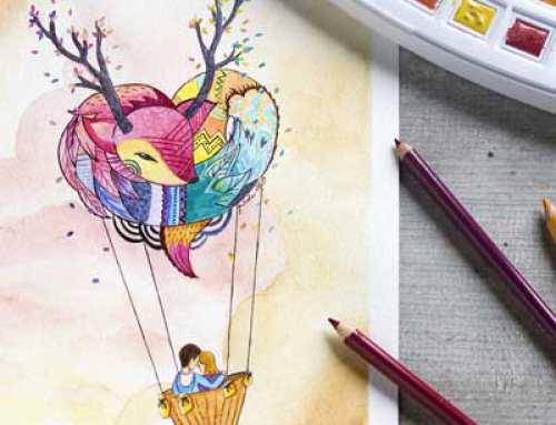 El mejor regalo es el inesperado | Láminas para cuadros