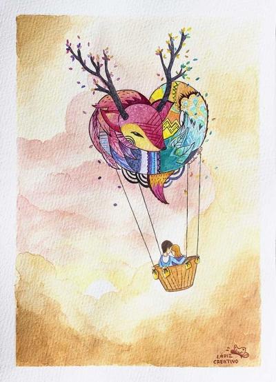 Ilustraciones Personalizadas _ Láminas cuadros