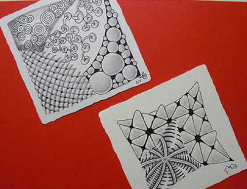 ¿Conoces el zentangle?
