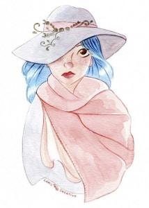 Ilustraciones Horóscopo Revista de Moda Escorpio