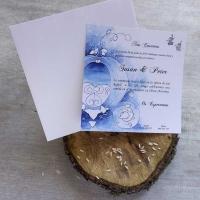 Invitaciones de Boda - Cenicienta