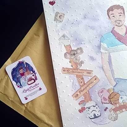 Regalo Personalizado para mi novio - regalos de cumpleaños