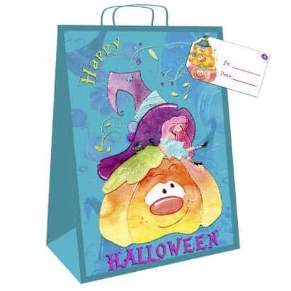 Bolsa de regalo para Halloween