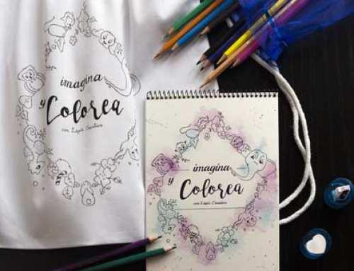 De Vuelta al Cole | Cuaderno de Dibujos para Colorear