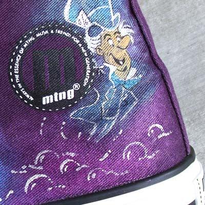 Mustang Decoradas a Mano - Lápiz Creativo
