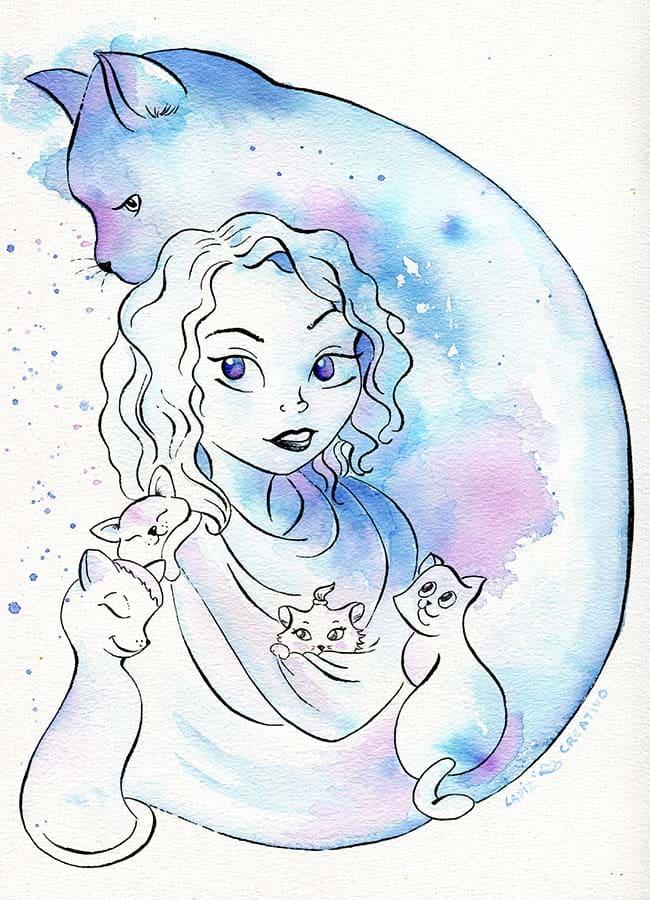 Ilustración Personalizada _ LapizCreativo