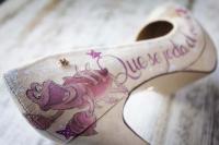 Zapatos originales para invitadas