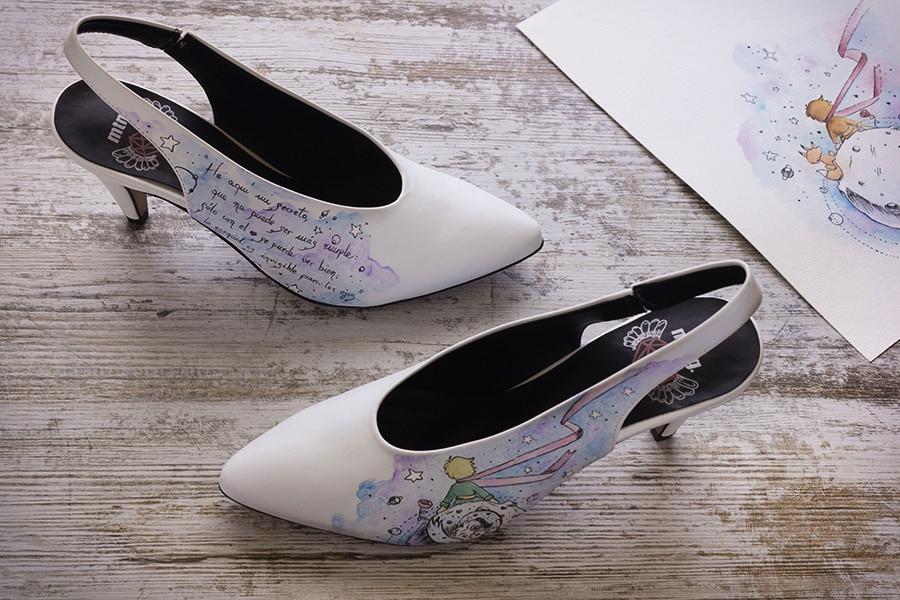 Zapatos de novia _ El Principito