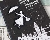Ilustraciones Troqueladas _ Mary Poppins