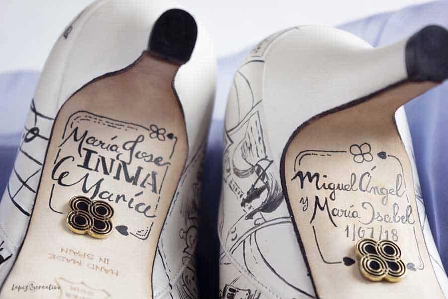 Diseño de la suela de zapatos