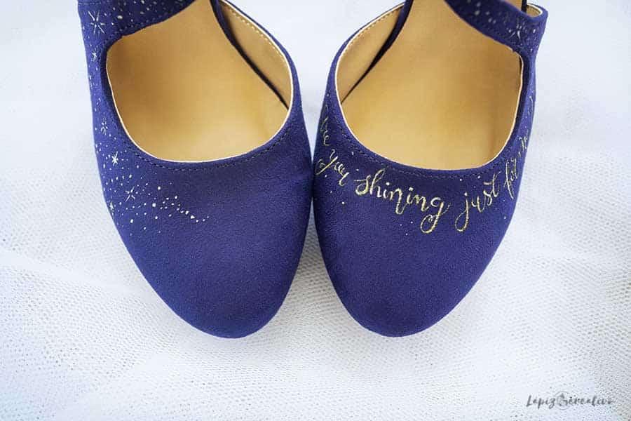 Zapatos La la Land