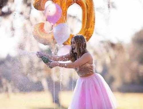 7 Ideas Brillantes para Celebrar tu 30 Cumpleaños