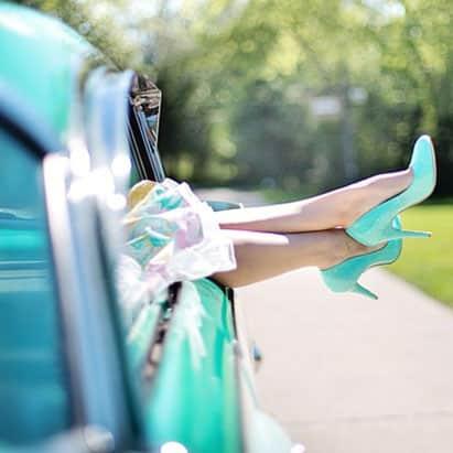 Zapatos de Tacón Cómodos _ LápizCreativo