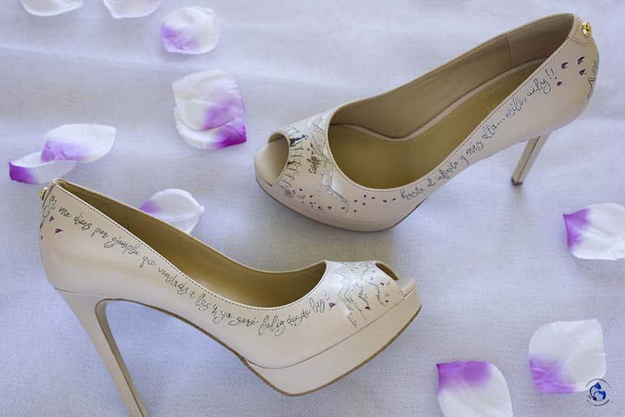 Zapatos Decorados