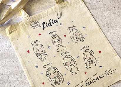 Bolsas de Tela Personalizadas _ shopping Bag