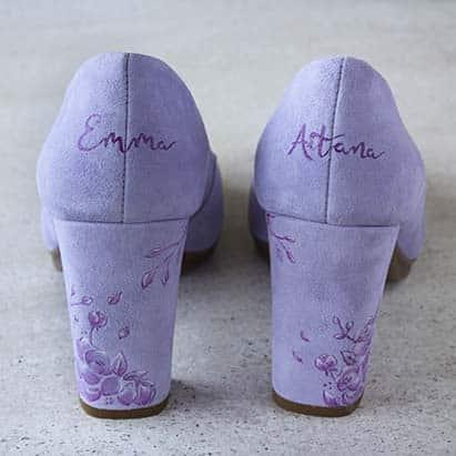 Salones mimao - zapatos comodos - zapatos decorados - lapizcreativo