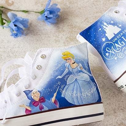 zapatillas personalizadas - ilustración y diseño - lapizcreativo