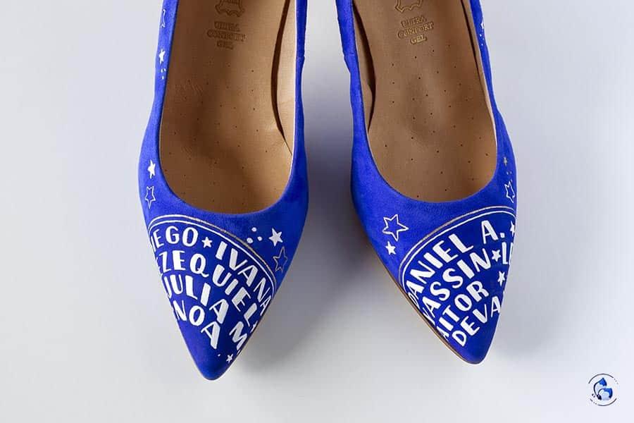 Regala zapatos a tu profe